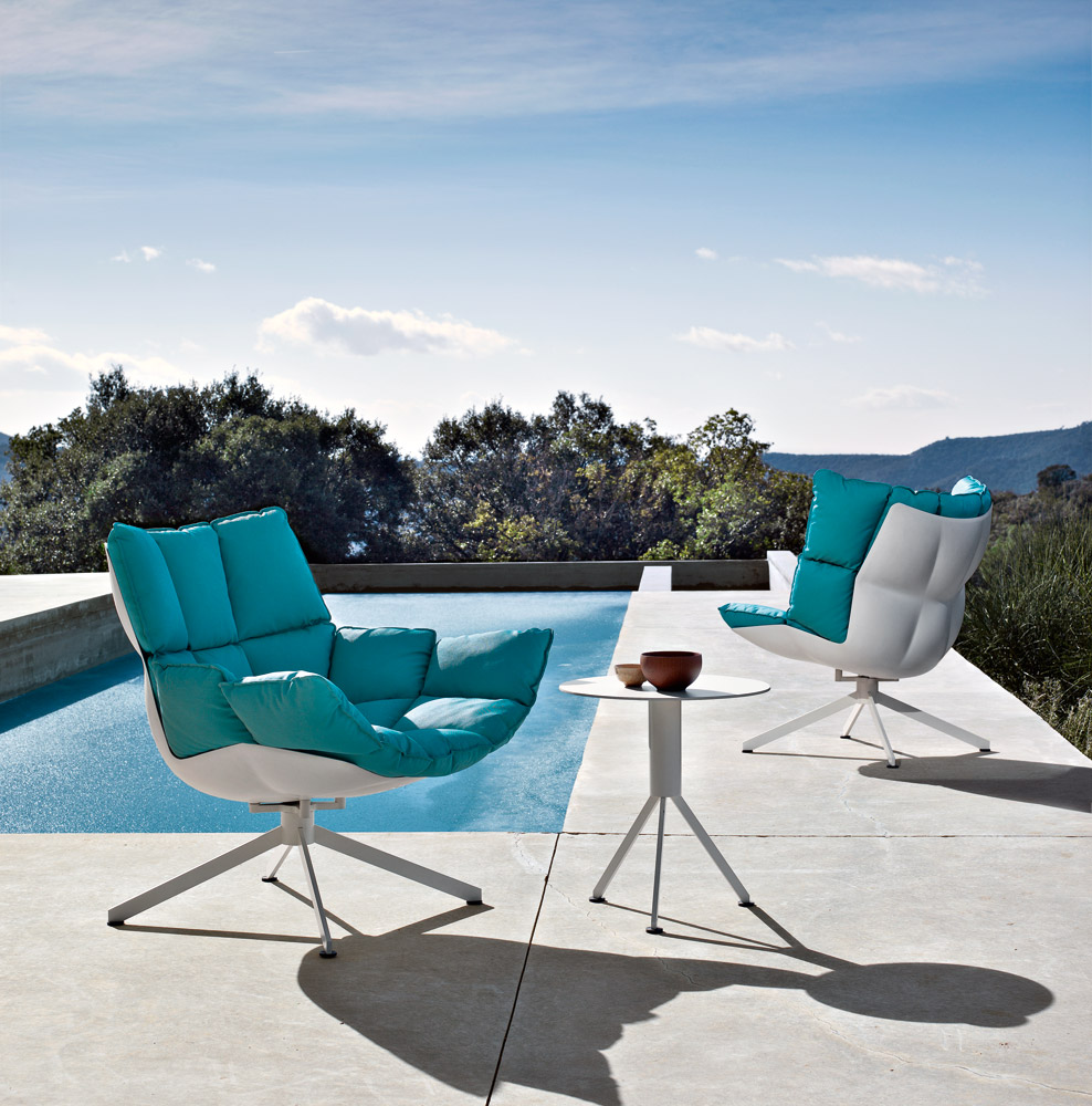 Furniture : Bu0026B Italia Outdoor Home Design Ideas