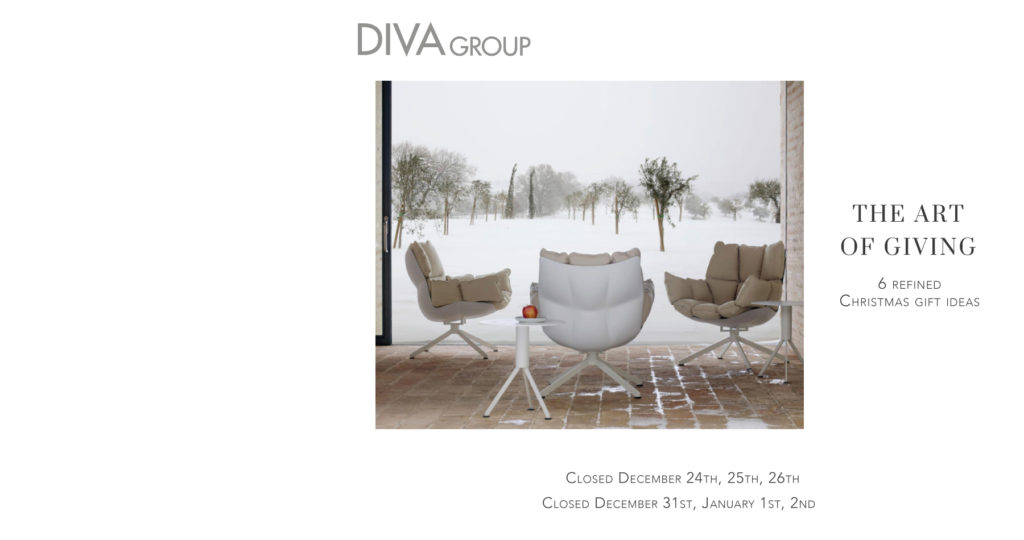 The Art Of Giving Six Refined Christmas Gift Ideas Diva Furniture
